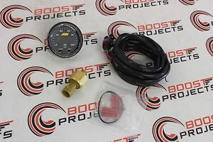 Aem X series Oil fuel Pressure Gauge 0 100psi 0 7bar 30 0301