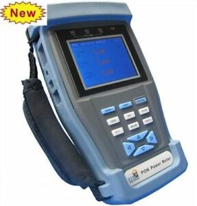 New Multifunction Pon Pptical Power Meter Tester Ptm 300c For Gpon bpon epon