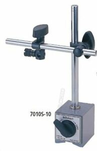 New Mitutoyo 7010s 10 Magnetic Stands For Dial Test Indicators N