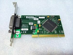 National Instruments Ni pci gpib Interface Adapter Card