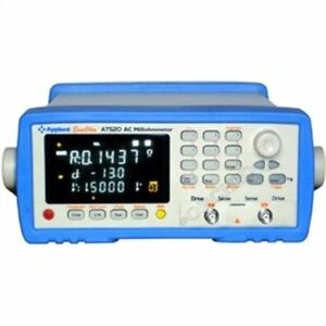 At520se Ac Low Ohm Resistance Meter Tester battery Internal Resistance Meter