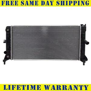 Radiator For 2005 2011 Chevy Impala Monte Carlo Pontiac Grand Prix Free Shipping