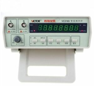 Radio Frequency Counter Led Display Precision Vc3165 Rf Meter 0 01hz 2 4ghz
