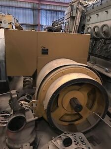Caterpillar Sr 4b Hv 2 000kw 1800rpm 12 470v Generator End