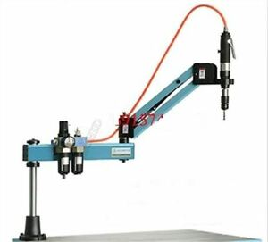 Tapping Machine Universal Flexible Arm Pneumatic Tapping M3 m12 Cy