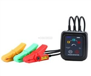 Non Contact Etcr1000a etcr1000c 3 Phase Rotation Tester Indicator Detector Vw