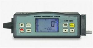 Srt 6210 Portable Surface Roughness Tester Meter Roughmeter Ra rz rq rt Rs232c