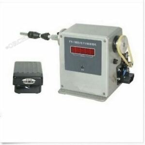 New Only 220v 50hz Computer Controlled Coil Transformer Winder Winding Machin Qu