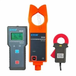High Voltage Etcr9500 Wireless Current Transformation Ratio Tester New Wc