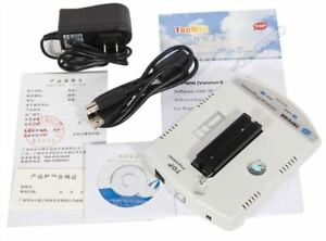 8 Pin Top3100 Usb Universal Programmer 4s For Mcu And Eproms Programming Zh