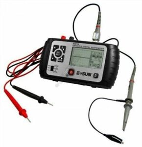 Handheld Digital Scopemeter Mini Oscilloscope Pocket size 25mhz Multimeter Em Pn