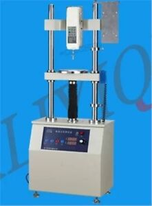 Electric Vertical Test Stand For Anlog digital Force Push Pull Gauge 5000n 50 Rz