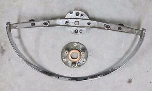 Sunbeam Minx Vi Steering Wheel Horn Ring Contact Pc Hillman Rootes Audax Orig