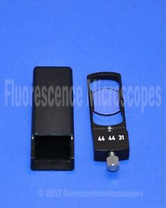Zeiss Dic Prism Slider I For Plan neofluar 10x 0 30 Microscope Objective