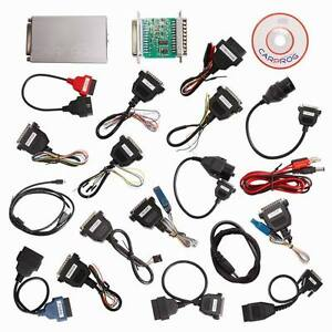 New Carprog V10 93 Carprog Full Newest Version with All 21 Items Adapters 10 93