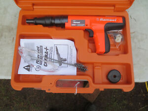 Ramset Cobra Plus 27 Caliber Semi Auto Powder Actuated Tool New No Box