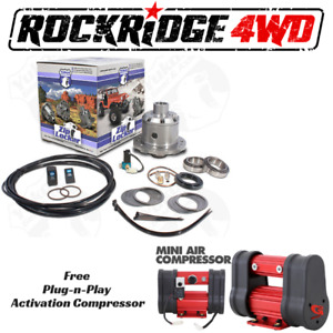 Yukon Zip Air Locker Dana 30 W 27 Spl Axles Jeep Jk Xj Yj Tj Zj 3 73