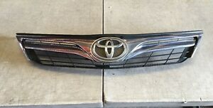 2012 2013 2014 Toyota Camry Grill Oem