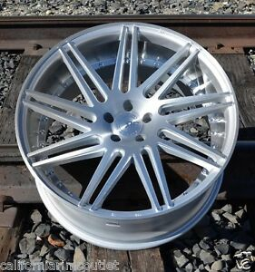 22 Road Force Rf11 Staggered Wheels Rims For Lexus Ls450 Ls460 Ls600h