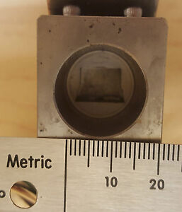 Plate Punch Small Square Notch Used On Scitex Lotem Platesetter For Komori Press