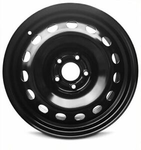2015 2020 Jeep Renegade 16x6 5 Inch Full Size Black New Replacement Wheel Rim