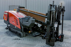2013 Ditch Witch Jt20 Directional Drill Hdd Machine Usa