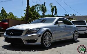 20 Rf15 Staggered Wheels Rims For Mercedes Cls Class W218 Csl550 2011 Present