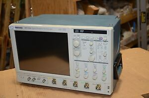 Tektronix Dpo7254 Digital 4 Channel 2 5 Ghz 40 Gs s Dpx Rebuilt Oscilloscope