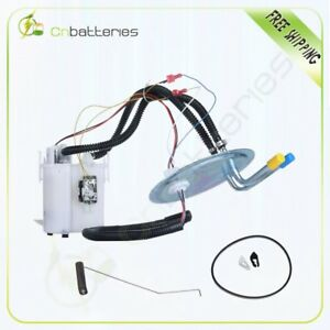 New Electric Fuel Pump Assembly For 1999 2004 Ford F 250 F 350 Super Duty E2245m