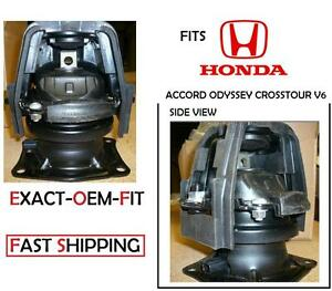 Honda Odyssey Front Engine Motor Mount W Sensor Exact fit Dea A4575 Fast Ship