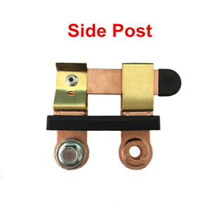 Battery Disconnect Cut Off Knife Blade Switch For Cars Trucks Side Post Shut Off