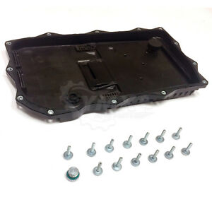 New Auto Trans Oil Pan Kit For Bmw Jaguar Xj Range Rover 24117624192 Lr065238