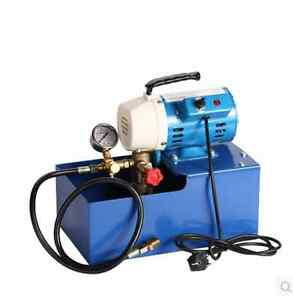 Portable Electric Hydraulic Pump 220v Water Capacity 10l