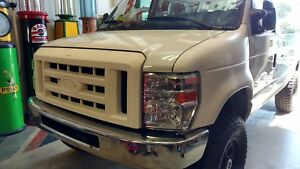 Ford Econoline Van Fiberglass Conversion