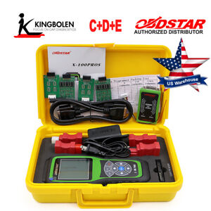 Obdstar X100 Pros C D E For Programmer Odometer Ajustment Mileage Correction