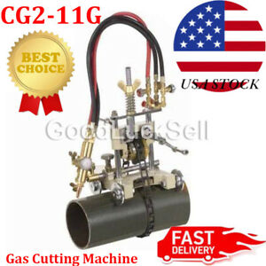 Cg2 11g Portable Manual Pipe Cutter Gas Cutting Machine Handle Belt Adjustable