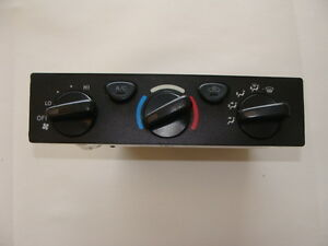 01 02 03 04 Toyota Tacoma Heater A c Ac Climate Temp Dash Control Panel Hot Cold