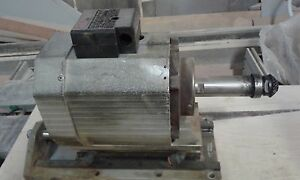 Hsd Spindle From Biesse Rover 321r C Axis