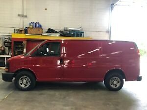 2005 Carpet Cleaning Truckmount Van Prochem Everest Hp Efi Chevy 3500