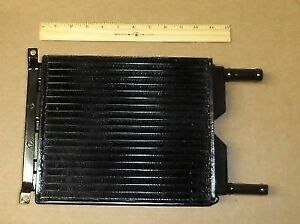 New 1963 1964 1965 Lincoln Continental Heater Core With Seal