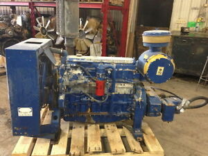 Caterpillar 3116 Hydraulic Power Unit tested Running Complete