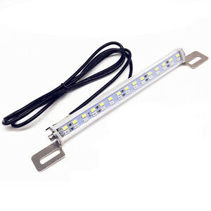 Xenon White 12 Smd Bolt On Led License Plate Light Lamp For Universal Auto Car