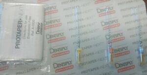 Dentsply Tulsa Protaper Next X1 x3 25 Mm Assorted Files Endodontic Dental
