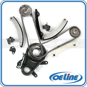 Timing Chain Kit For 2002 2003 Jeep Liberty Dodge Ram 1500 3 7l Jetc Cam Gear
