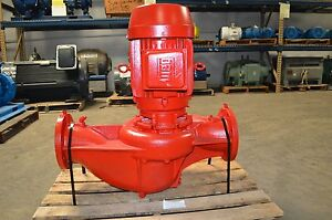 Armstrong Pump 4380 6x6x8 15 Hp 1800 Rpm 687 Gpm 40