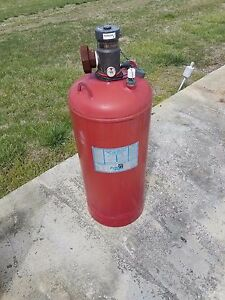 Fm200 Fire Suppression System Cylinders Lot Of 3 Fire System Clean Agent