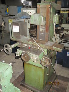 Covel 6 X 12 Surface Grinder