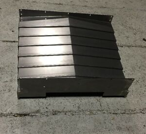 Hardinge Xv 710 Y axis Way Cover Ak2802a 29 5 X 9 X 8 5 New