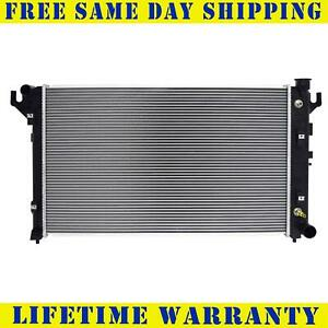 Radiator For Dodge Ram 1500 5 2 3 9 5 9 1552 1 1 4 Core Thickness