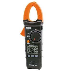 Klein Tools Cl210 Digital Clamp Meter Ac Auto ranging 400a
